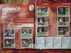 TRES RARE album panini FOOT 2003, championnat de France de ligue 1 COMPLET