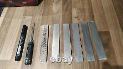 TSPROF Blitz- Système complet d'aiguisage pour couteaux de poche