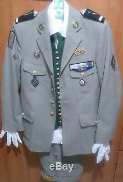 Tenue TDF Uniforme complète de Sous-Officier ADJUDANT de la LÉGION ÉTRANGÈRE