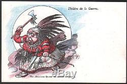 Théatre de la Guerre. Le Transvaal. Série complète de 10 cartes. Ca 1900. Boers