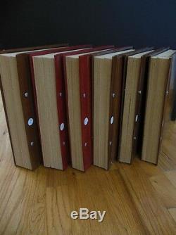 USA Maine un Complet Collection en 6 Feuillets de Plus que 1,000 Housses