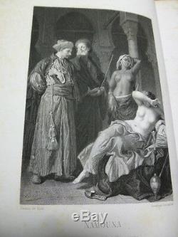 UVRES COMPLÈTES DE ALFRED DE MUSSET 10/10 vols 1877