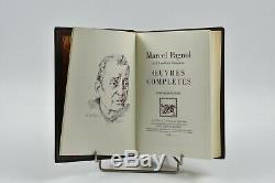 Uvres complètes Marcel Pagnol Jean de Bonnot 14 volumes