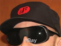 V -VISITORS Costume de Technicien Visiteur complet avec casquette et lunettes
