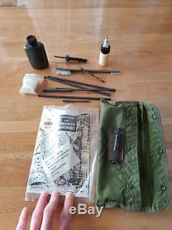 Vietnam kit de maintenance complet pour M16A1. Neuf de stock