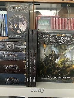 Warhammer le jeu de rôle Fantastique, Collections Complet